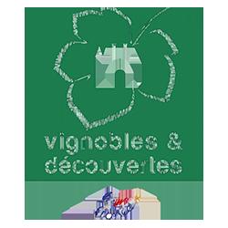 Infos pratiques - Logo label vignobles & découvertes