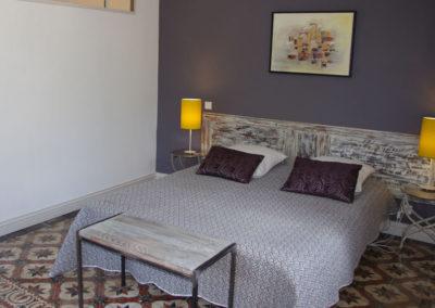 La Haute Maurelle⎥Chambre Tilleul - La chambre